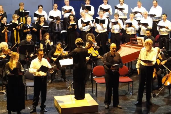 Handel's Messiah in Hebrew