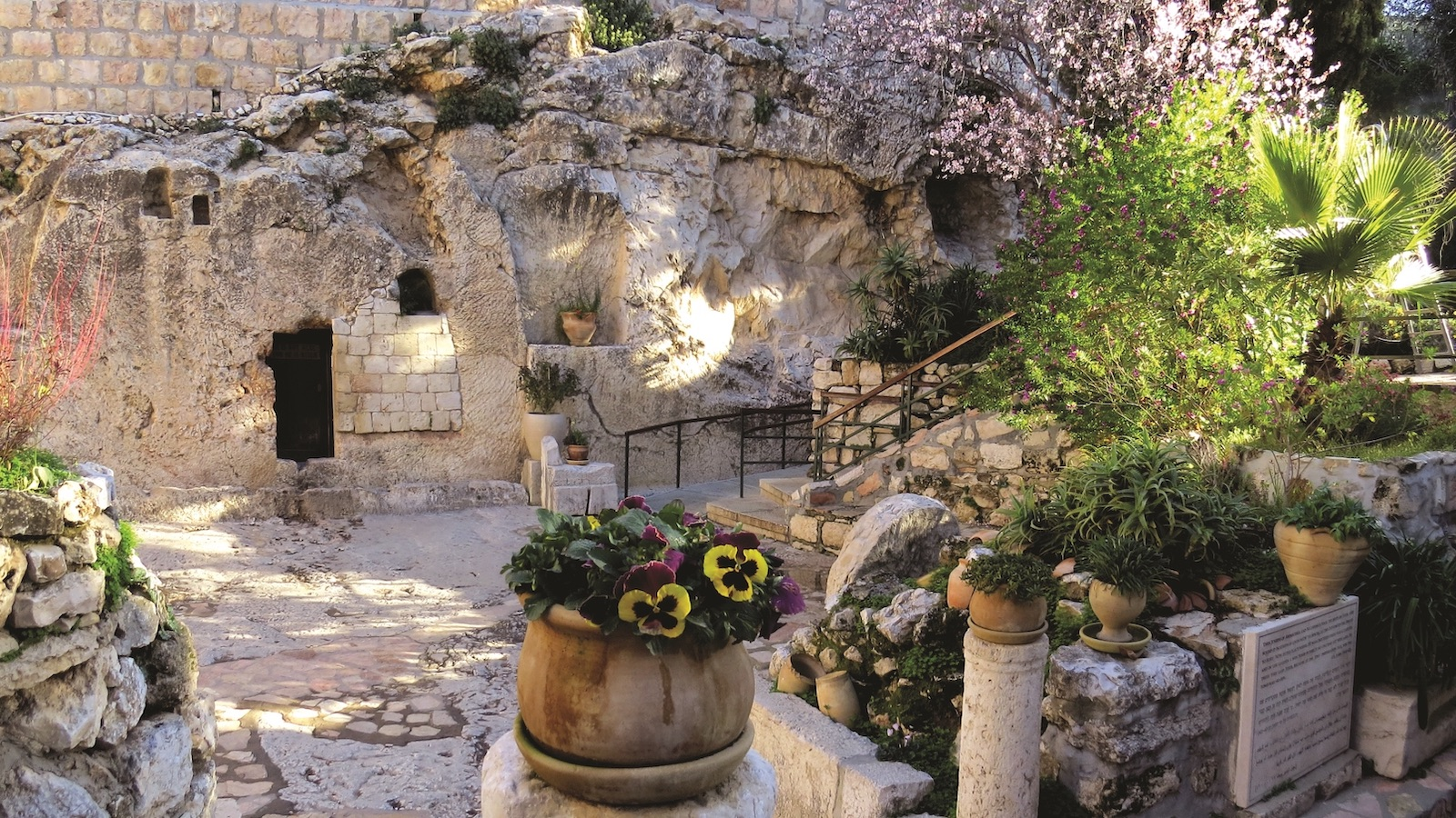 The Garden Tomb: a site of Christian worship & witness in Jerusalem